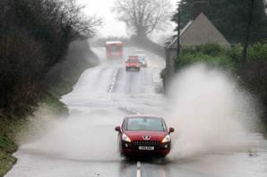 Warning of heavy rain for Gwent